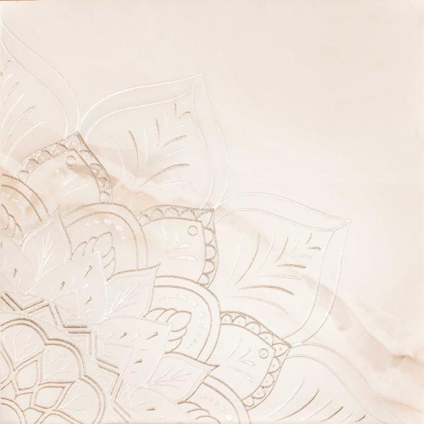 Marmoroptik Dekor Beige 60x60 cm