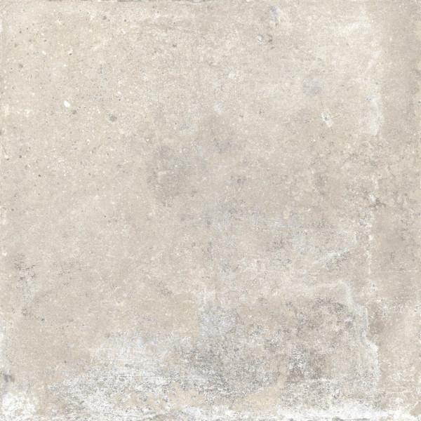 2cm Outdoor Weiß ret. 60x60cm