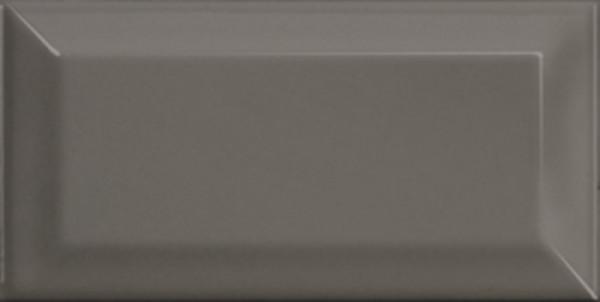Metro dark grey 7,5x15cm
