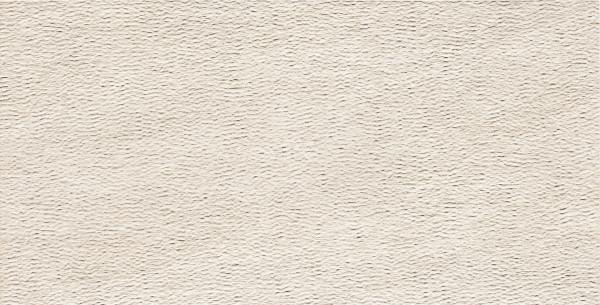 Steinoptik Dekor strukturiert Ivory 30x120 cm