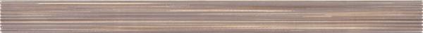 Wandbordüre Tan gestreift 6x75cm