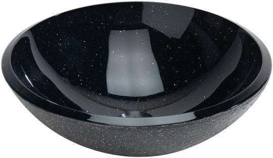 Waschtisch Cosmic Glas 42x42 cm