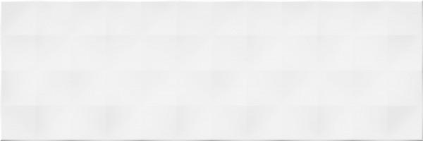 Wandfliese Essenziale Bianco Lamiera 25x75 cm