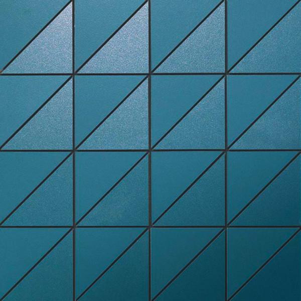 Mosaik Triangle Blau 30,5x30,5cm