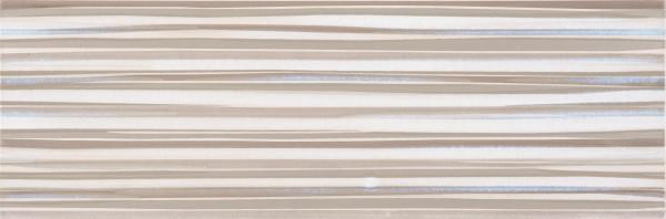 Wanddekor Streifen Tan 25x75cm
