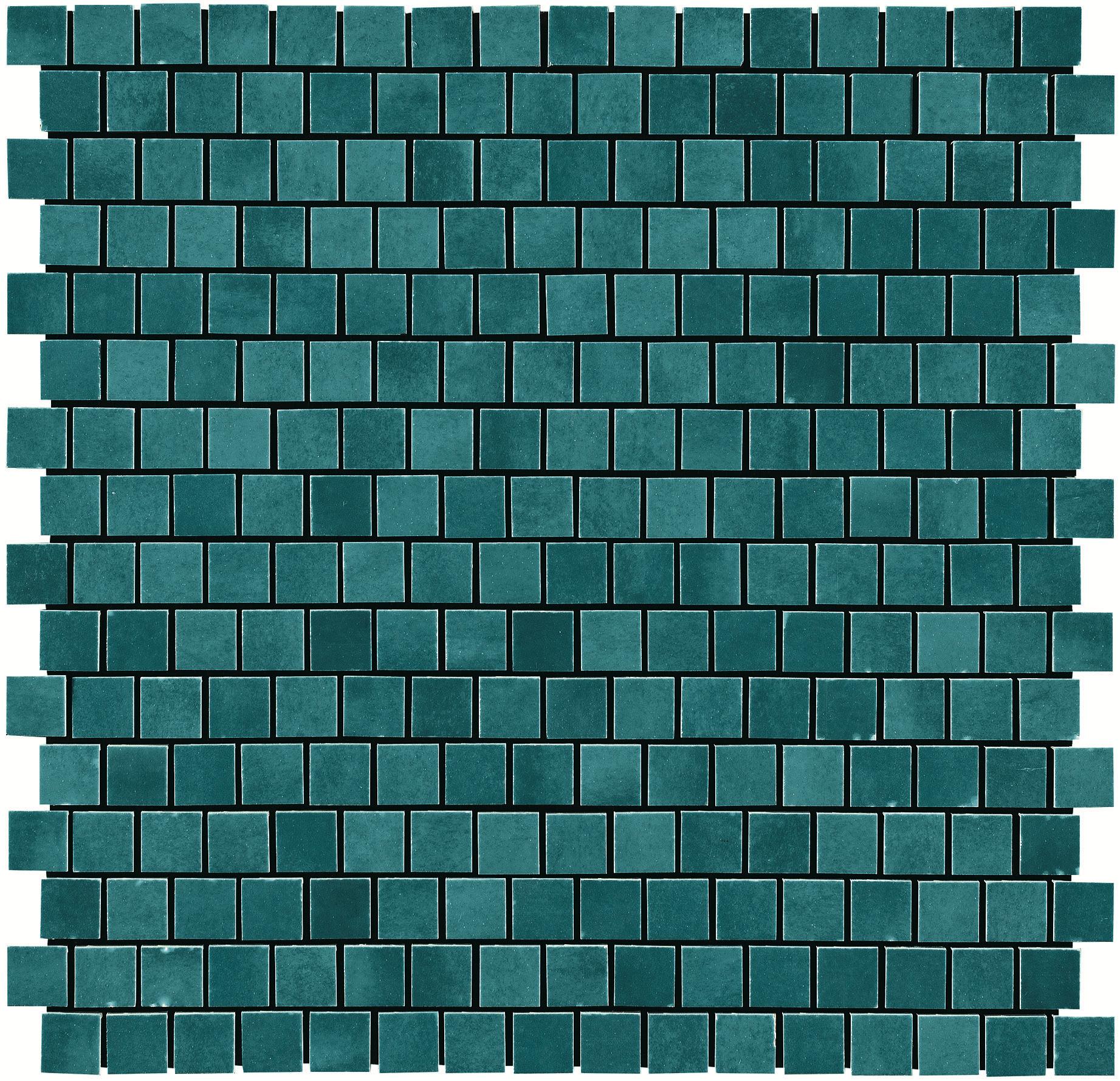 Mosaik 30OT dunkelgrün 30x30cm Mosaike