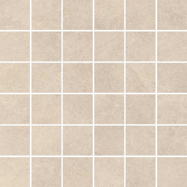 Steinoptik Mosaik Soft Grey 31x31cm
