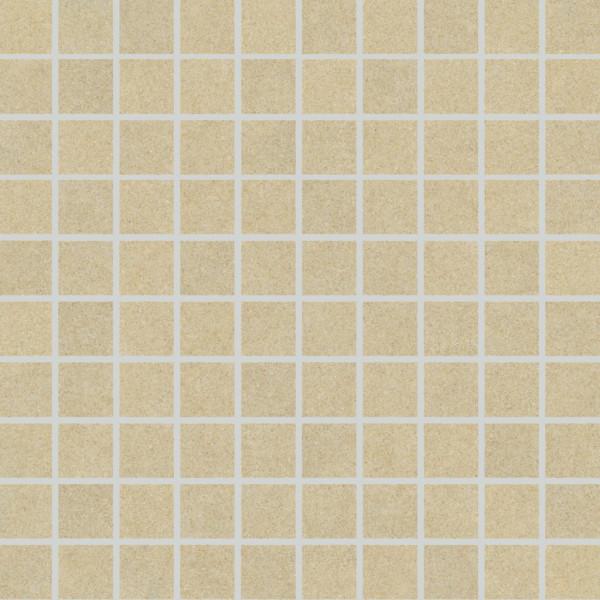 Steinoptik Mosaik Beige 30x30cm